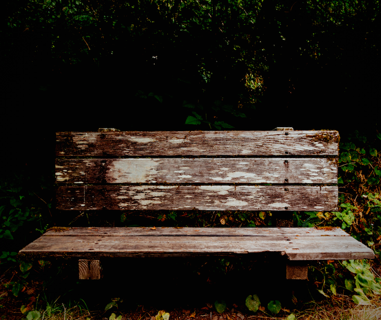 Hearing God's Yes on a Park Bench
