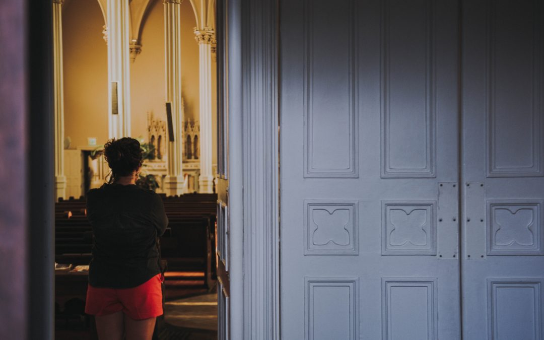 Considerations for Reopening Church Safely