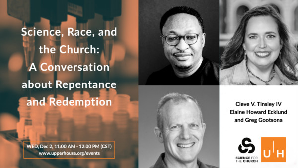 SftC Event: Science, Race, & the Church