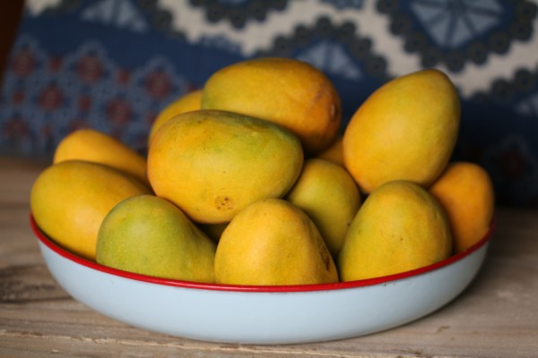 Mangoes From Heaven